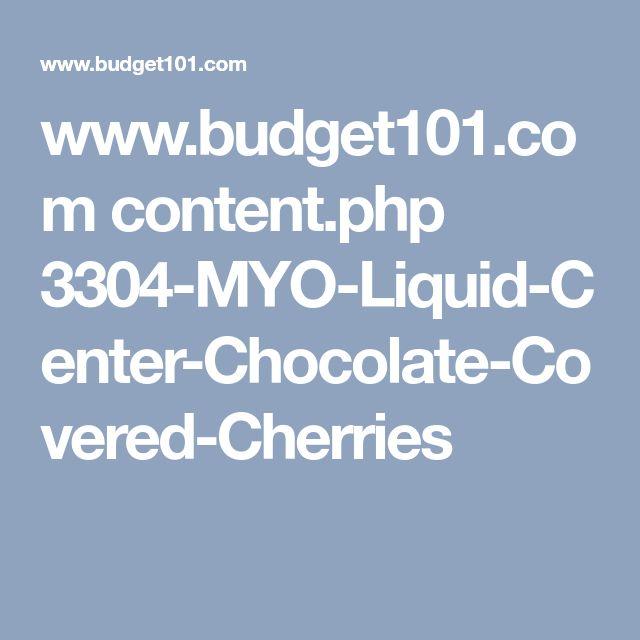 www.budget101.com content.php 3304-MYO-Liquid-Center-Chocolate-Covered-Cherries