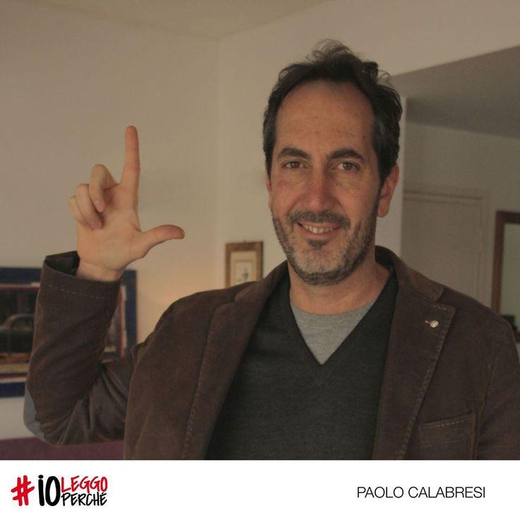 La L di Paolo Calabresi