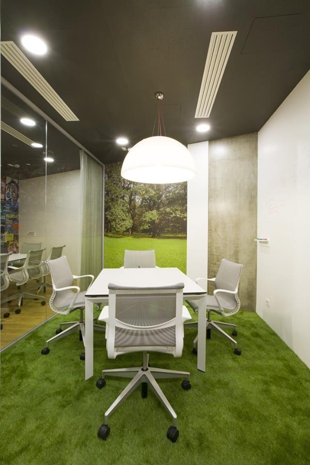 77 best interior design ideas images on pinterest for Green office interior design