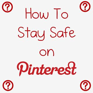 Staying Safe on Pinterest | The Holiday Helper