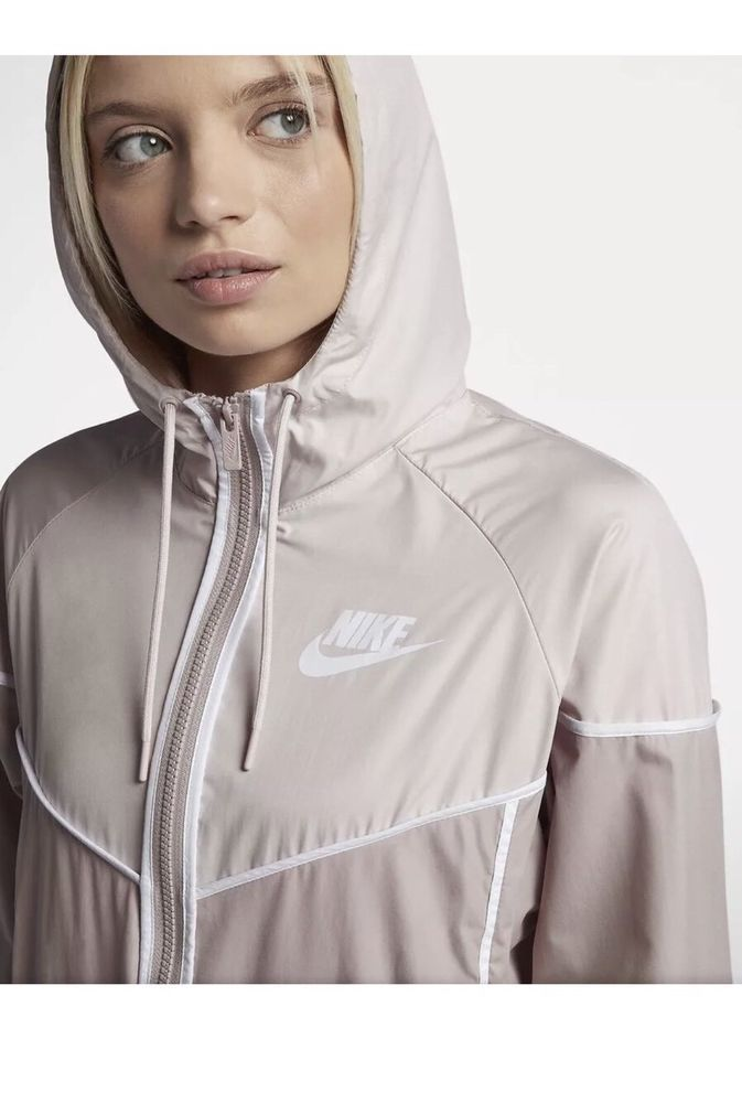 e3ea727c34f Nike Sportswear Windrunner Jacket Women's Medium 883495 684 Particle Barely  Rose #Nike #AthleticJackets