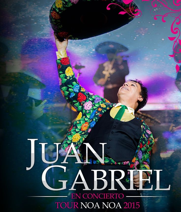 Juan Gabriel.   Seeing him in concert down in Valle was such an amazing experience. I actually cried and felt sheer joy.