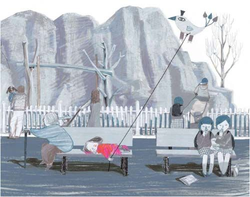 zoo by suzy lee