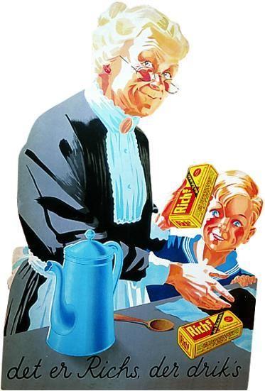 Købmandsstanden 1955