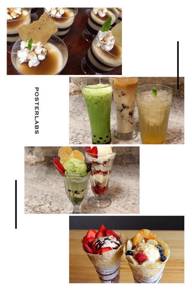 Delicacies Desserts Cakes & More @ Mitsu Sweet Cafe