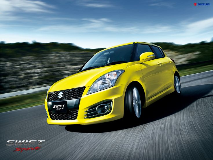 Suzuki Swift Sport wallpaper With a blistering new design, powerful 100kW engine, fierce power-to-weight ratio and the latest technology, the new Swift Sport is a true sports compact that embodies Suzuki's sporty DNA. A highly charged 1.6L engine gives flawless performance and fuel economy, whether you choose the 6-speed manual or CVT automatic with F1 -inspired paddle shift.