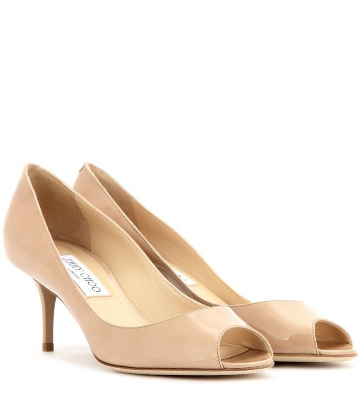 Jimmy Choo Isabel patent-leather pumps on shopstyle.com
