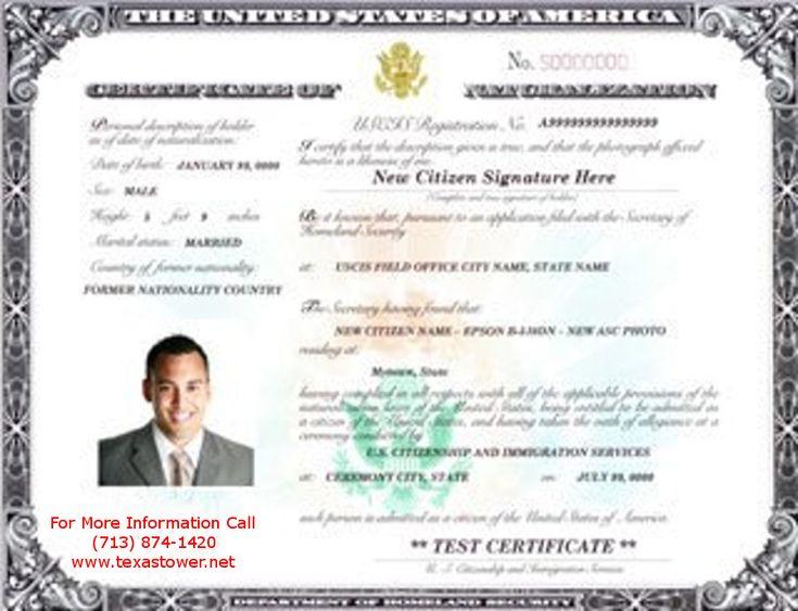 Can I Travel With My Naturalization Certificate Mysummerjpg
