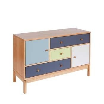 24 best credenzas images on pinterest credenza family for Sideboard farbig