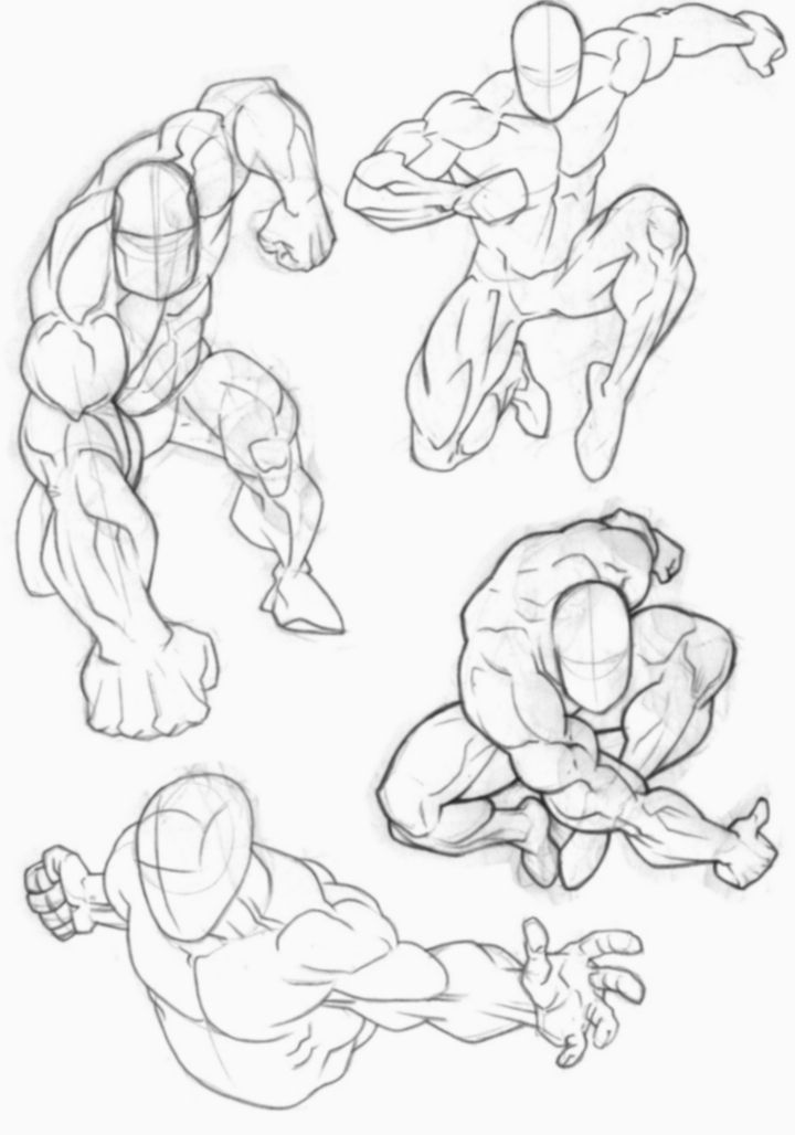 9 Anime Poses Reference Flying Anime Poses Reference Anatomy Drawing Drawings