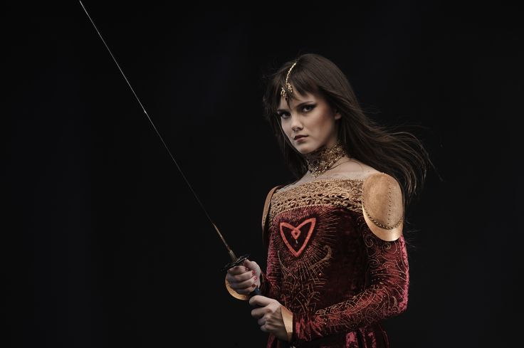 Princess warrior by Mikhail Mashikhin on 500px