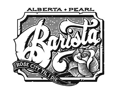Barista - Portland, Oregon Coffee :)