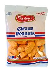 Circus Peanuts, just seeing this brings back memories!  Why do they have to grow up?