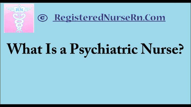 Psychiatric Nursing | Psych Nurse Salary and Job Overview