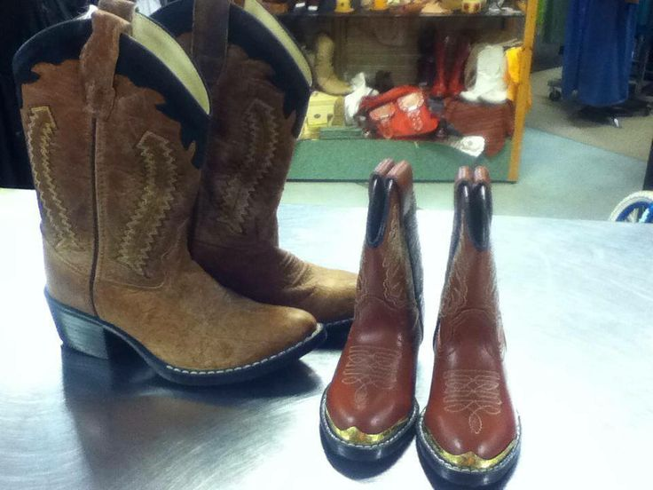 More boots for #CalgaryStampede