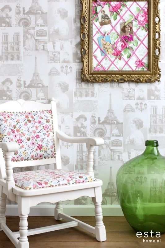 22 best Behang op voorraad images on Pinterest Dutch, Dutch - designer tapeten einrichtung maskuline note
