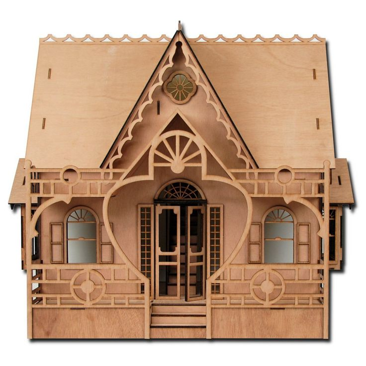Diy Miniature Doll House Flat Packed Cardboard Kit Mini: 48 Best It's A Crafty World Images On Pinterest