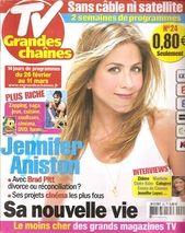 Jennifer Aniston - TV Grandes Chaines