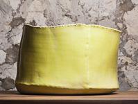 Nathalie Khayat Ceramics, Green Vase 2012 -   Karen Chekerdjian Studio