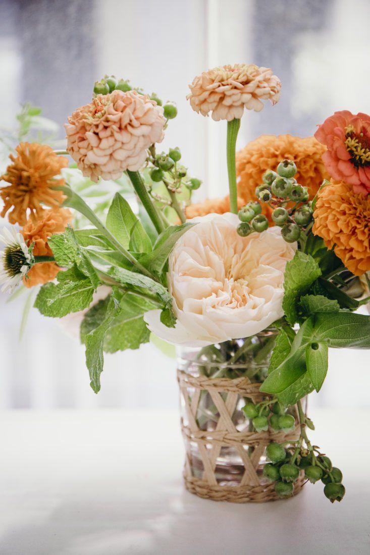 3 vases for simple centerpieces floral arrangement 101 garden rh pinterest com