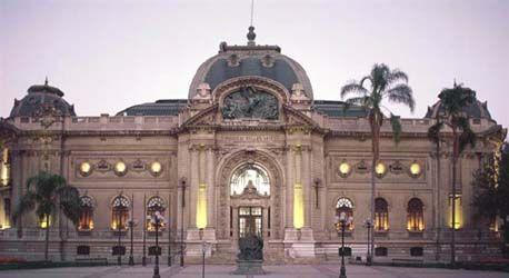 Museo de Bellas Artes de Santiago