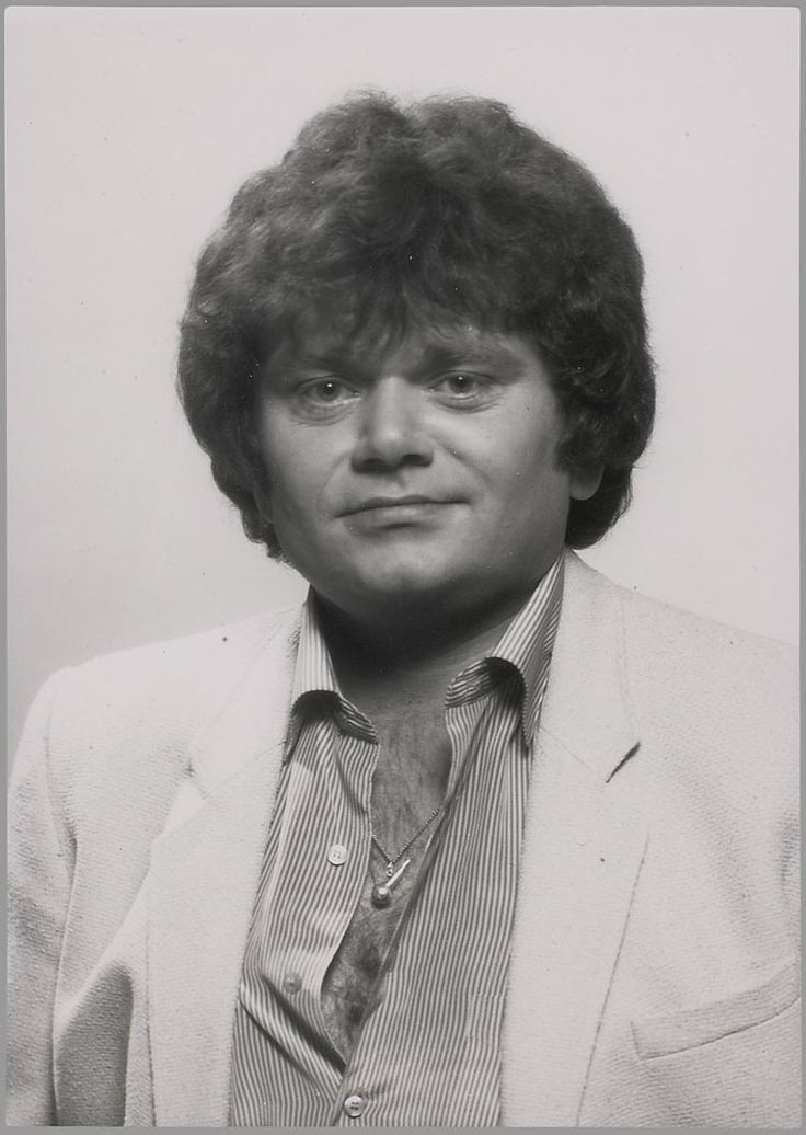 † André Hazes Amsterdam 30-6-1951 -  Woerden 23-9-2004 Dutch singer