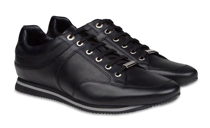 $425 / ZegnaSport / A1812X FUM: Sneakers