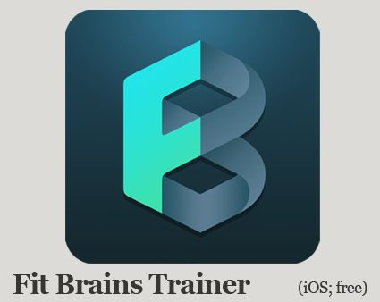 Mobile Apps for ADHD Memory, Processing Speed: Fit Brains Trainer. Find great apps for improving ADHD.