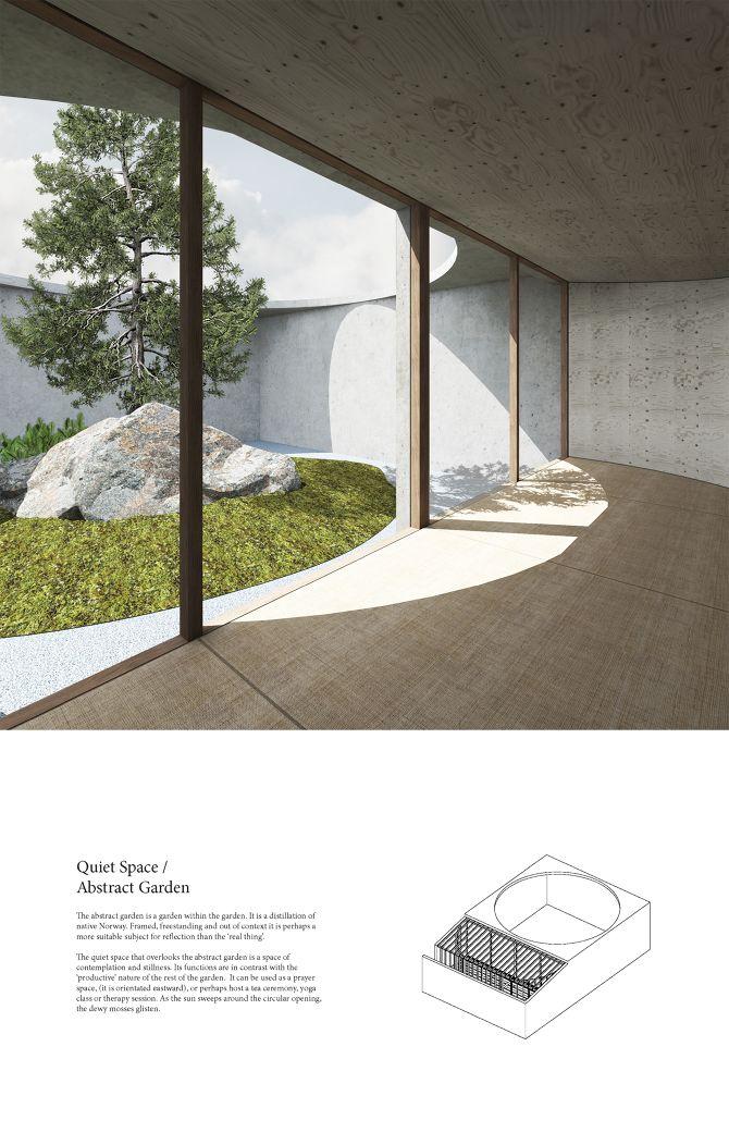 Langhaugen Gardens - James Barber Architect