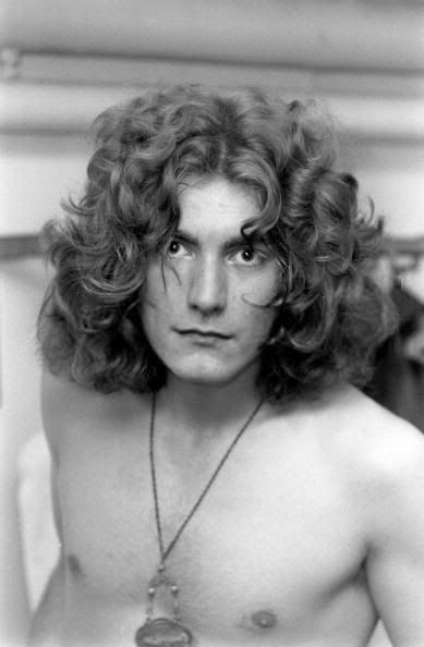 Robert Plant - ouch... that is hot!
