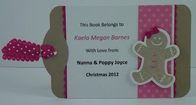 Cat's Ink.Corporated: Christmas and Birthday Book Tags