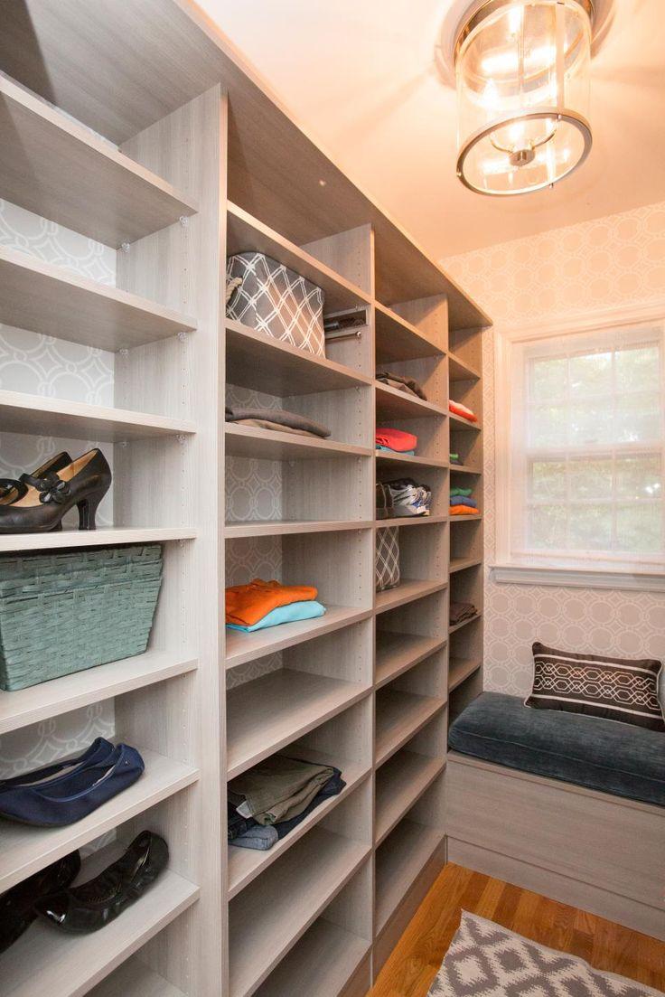Closet In Bedroom Decor Property 1175 best decor: closets images on pinterest | dresser, master