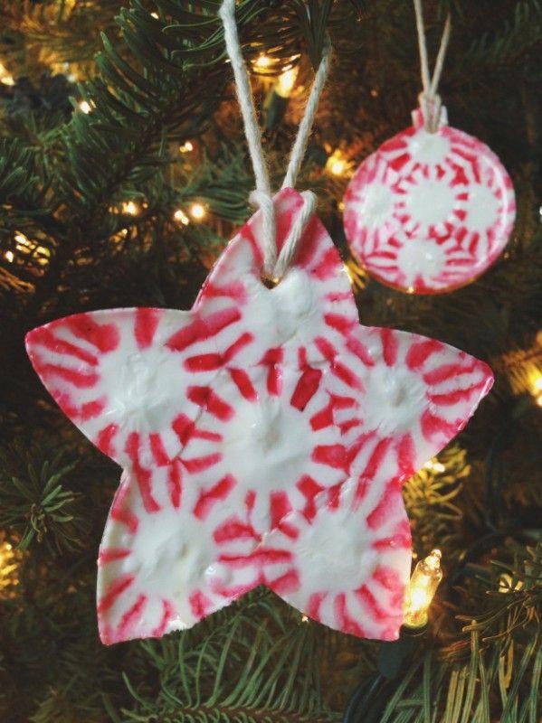 Addobbi Natalizi X Bambini.Lavoretti Natalizi Per Bambini Decorazioni Addobbi Lavori Di Natale Idee Semplici Decora Ornamenti Di Natale Fai Da Te Artigianato Natalizio Natale Artigianato