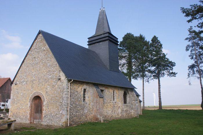 Eglise de Saint-Pierre-Benouville Dracqueville