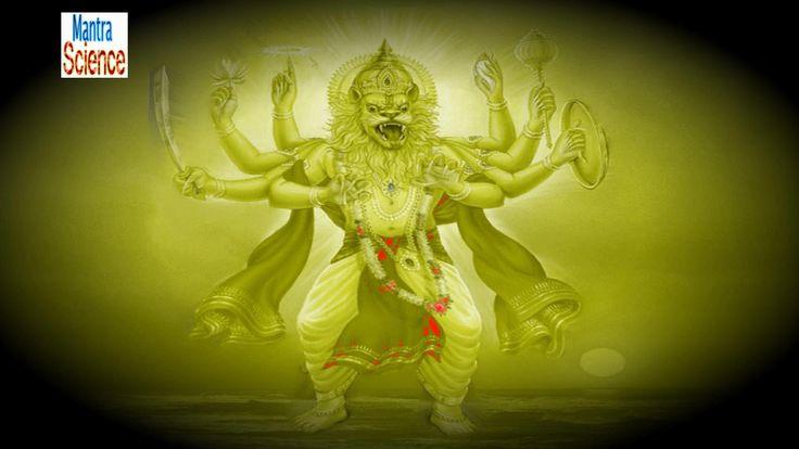 Narasimha Maha Mantra - Remove Problems