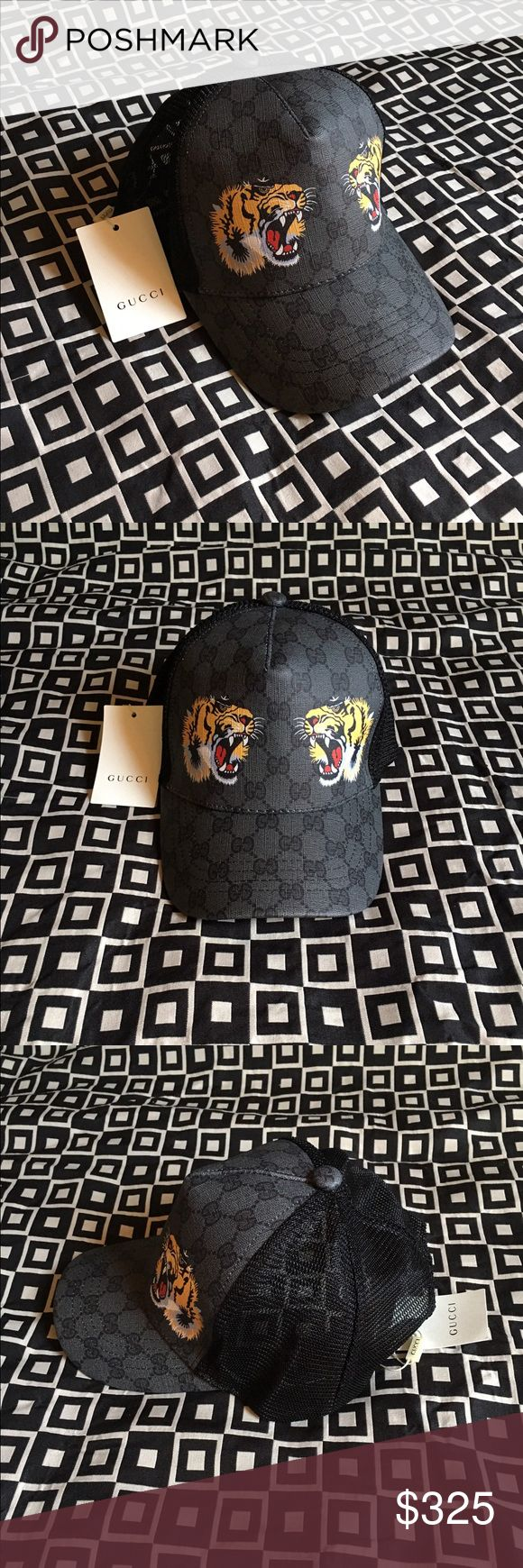 Gucci GG Tigers Print Hat!!! Gucci GG Tigers Print Baseball Hat!!! Brand New!!! Unisex...For Man Or Woman!!! Adjustable Strap!!! Comes Gucci Gift Box!!! Great Gift Idea!!! Last Available!!! Check My Listings For Other Great Items!!! Ignore: Gucci gg monogram casual dress belts men's women's guccissma leather monogram web tiger bee embossed panther wool cable knit blooms supreme print angry cat ufo dragon studded snake double g tigers fitted SnapBack cap Gucci Accessories Hats