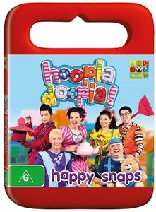 Hoopla Doopla is a live action preschool drama full of physical comedy.