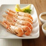 #Watetenwevandaag: Langoustines met twee sausjes http://ift.tt/2gUY6Sm #wewv #recept Vis---schaal--en-schelpdieren