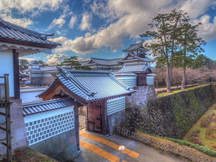 Kanazawa Castle Park #kanazawa