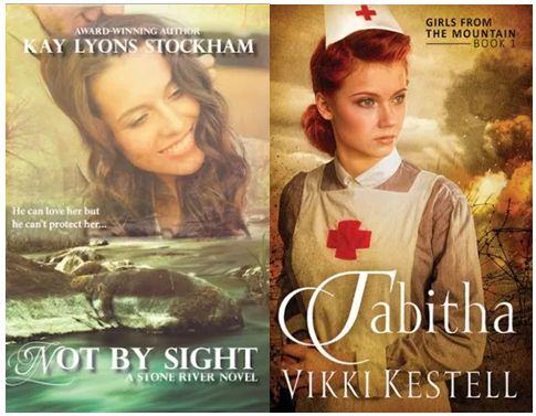 Enter our christian romance contest and win these two eBooks & $20 Amazon gift card https://storyfinds.com/contest/18157/christian-romance-ebook-contest
