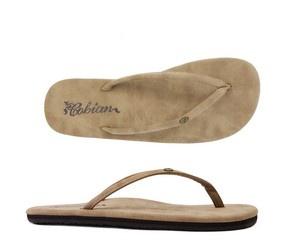 Cobian Sandals Women's Fiesta Nias Tan   Sandals Flip Flops