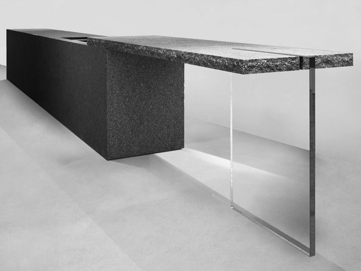 Kitchen cabinet with single sink CS 501 - HENRYTIMI