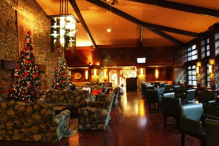 Come & Spend Christmas at Disney's Sequoia Lodge Hotel ...
