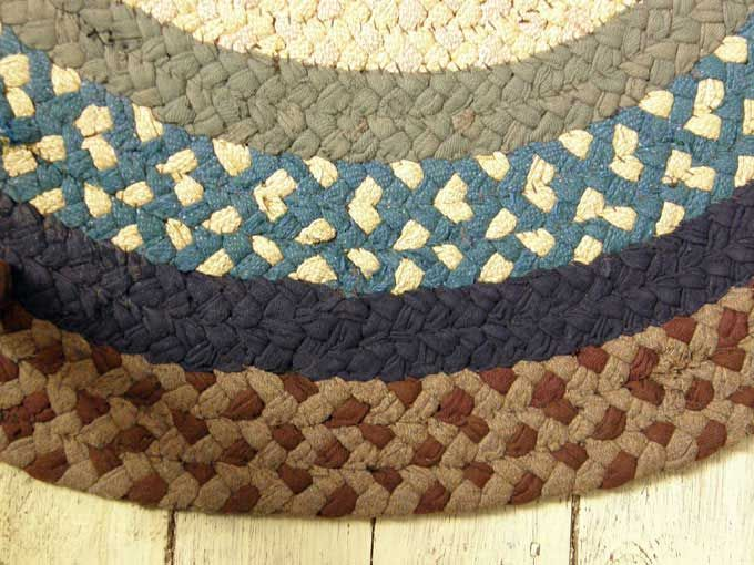 Colonial Sense How To Guides Crafts Braided Rugs Making A Rug
