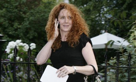 That Rebekah Brooks text message to David Cameron – decoded