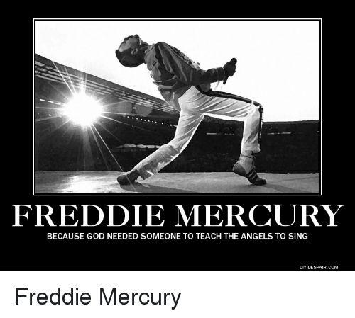 Image result for freddie mercury meme