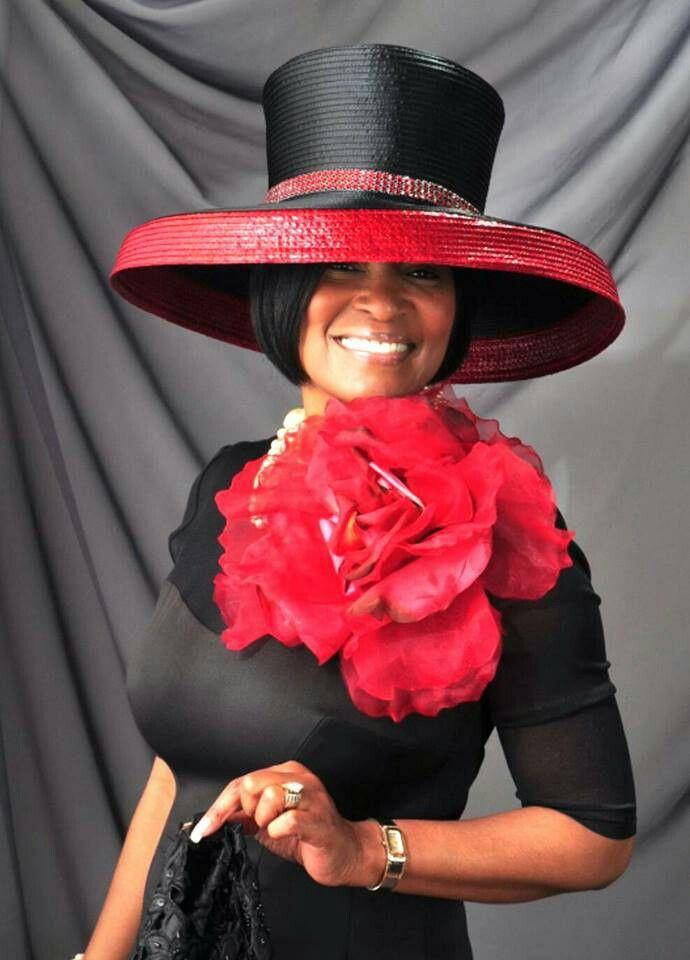 Lady Halton - spokeswoman for Harriet Rosebud Hats 2014