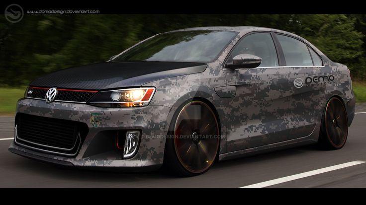 Volkswagen Jetta 2012 by DemoDesign