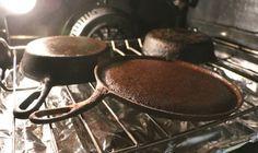 Como limpar e restaurar panelas de ferro fundido
