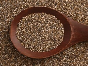 How to Add Chia Seed to Your Diet.... # 6  Use ground chia seeds to replace 1/4 cup of flour in baked products.